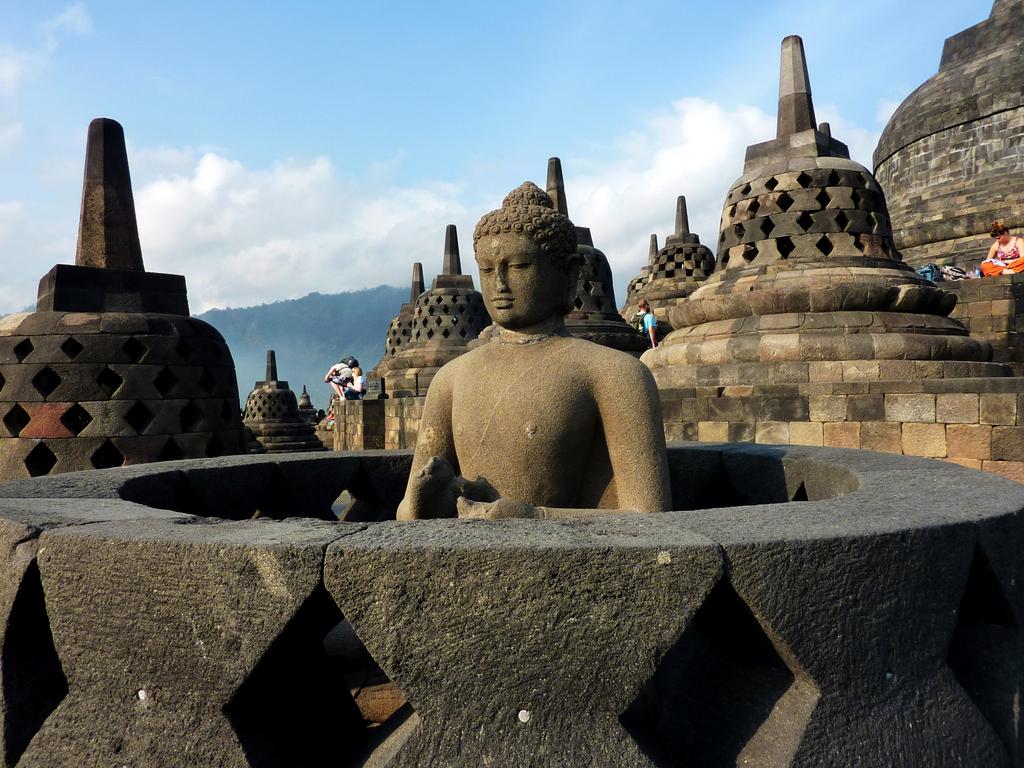Indonesia Itinerario Tempio Borobudur
