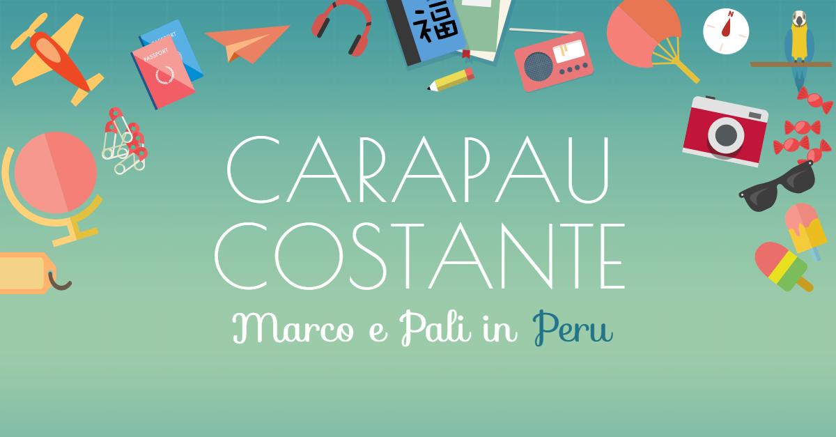 Carapau-Peru