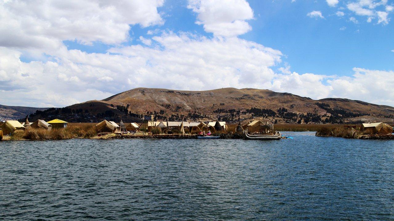 lago titicaca fai da te: le isole degli uros
