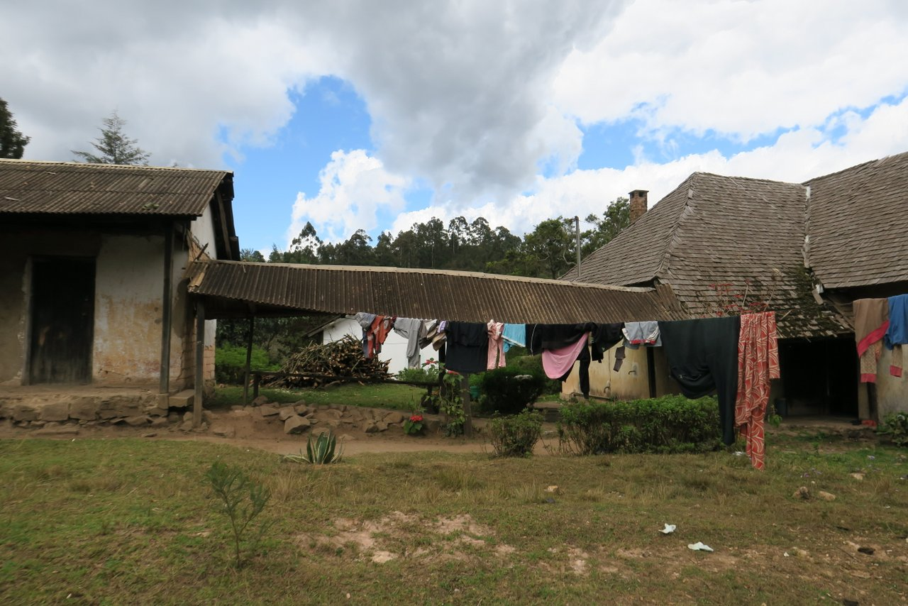 tanzania itinerario fai da te. Usambara mountains, villaggio