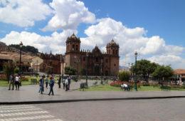 cusco cosa vedere in un giorno-plaza de armas