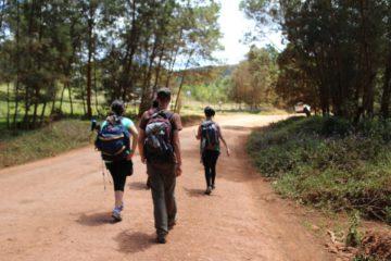 escursione nelle montagne usambara