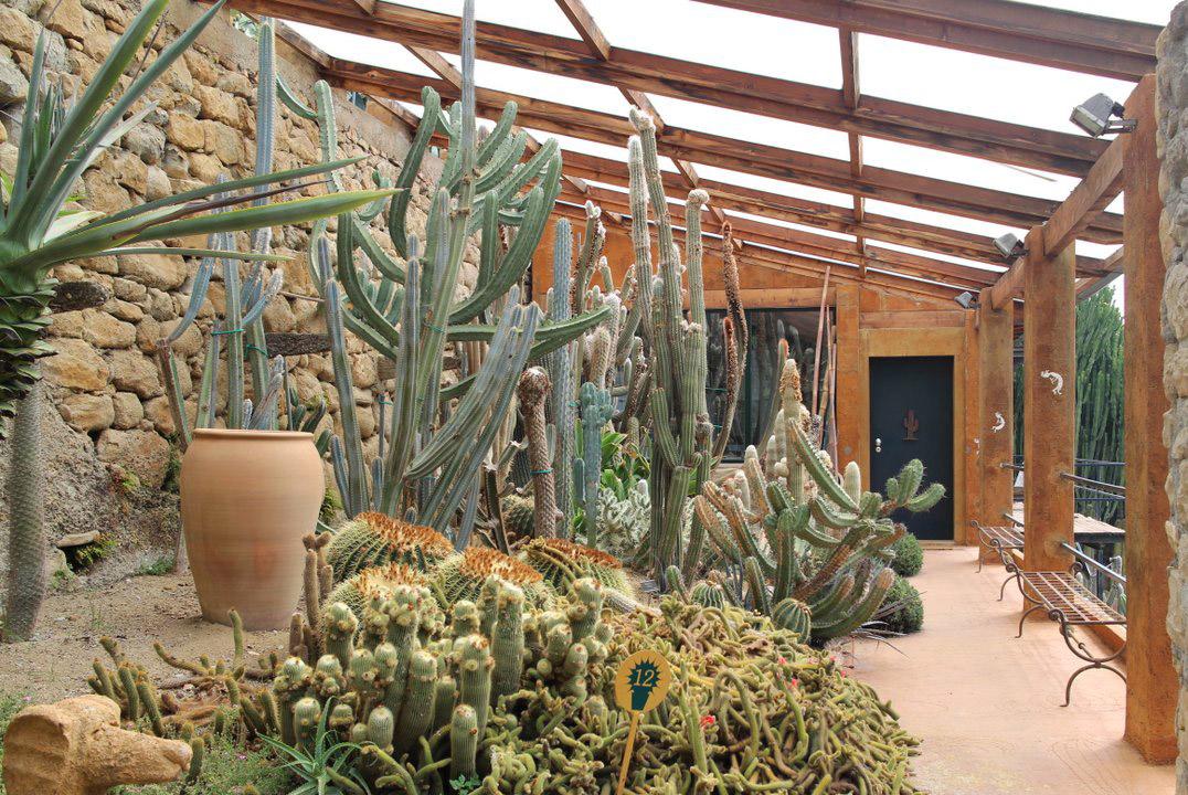 Giardino esotico Pallanca, Bordighera