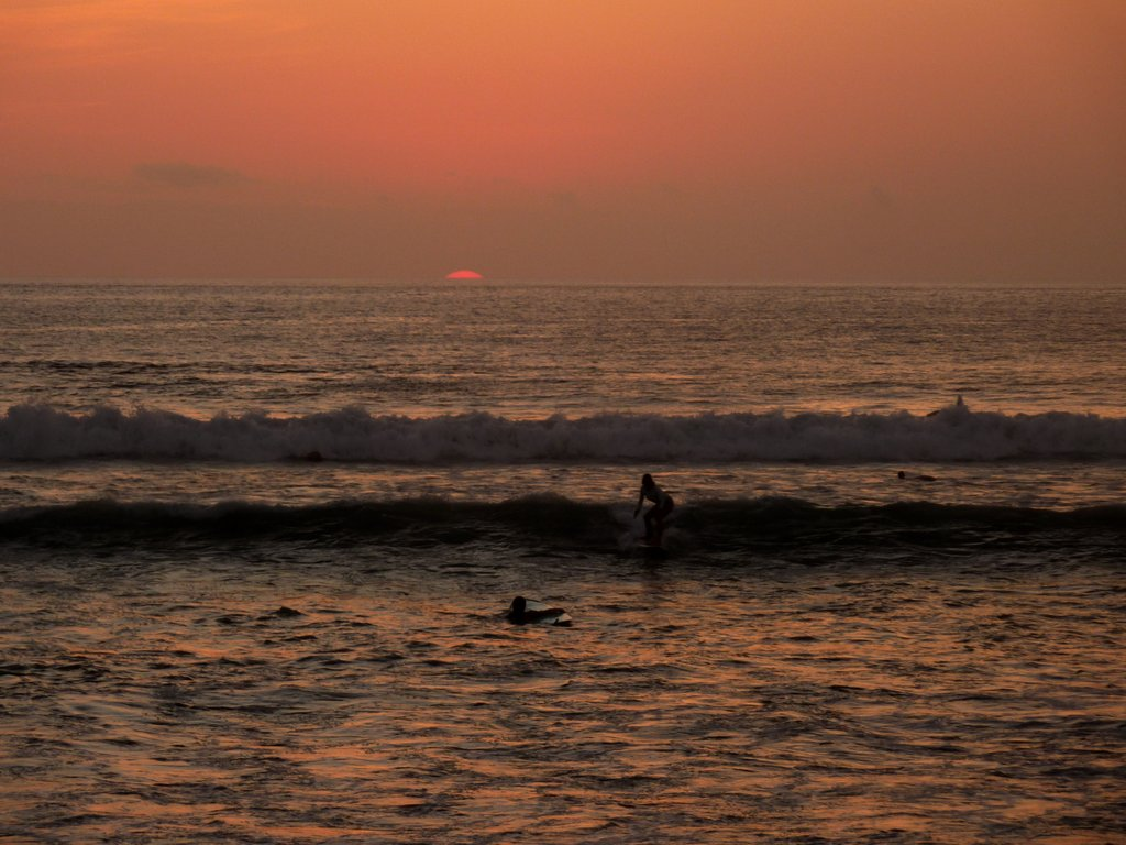 Surf a Kuta beach