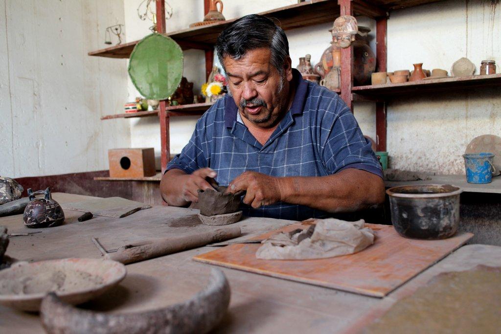 artigianato peruviano andres rolando calle Benavides