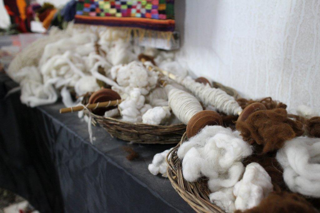 artigianato peruviano: la lana