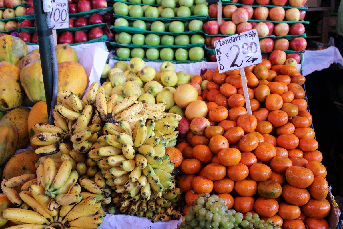 mercato coperto di san camilo: banane