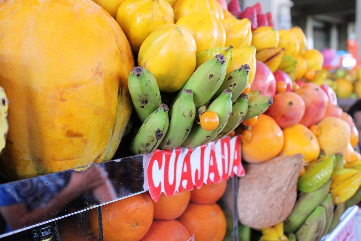 mercato coperto di san camilo: succhi di frutta