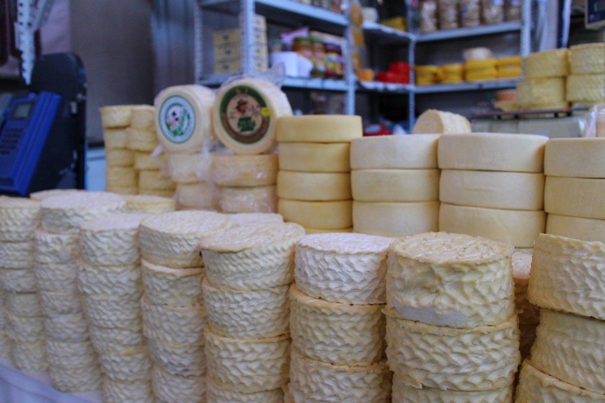 mercato coperto di san camilo: formaggio