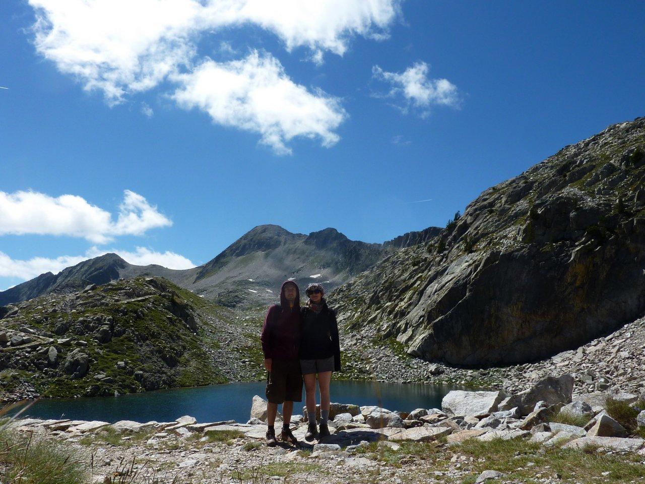 escursione ai laghi di fremamorta lago soprano