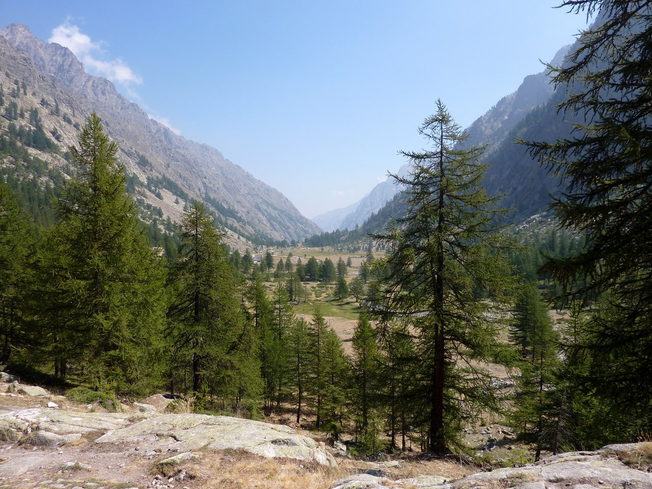 escursione ai laghi di fremamorta. pianoro del valascoescursione ai laghi di fremamorta. pianoro del valasco