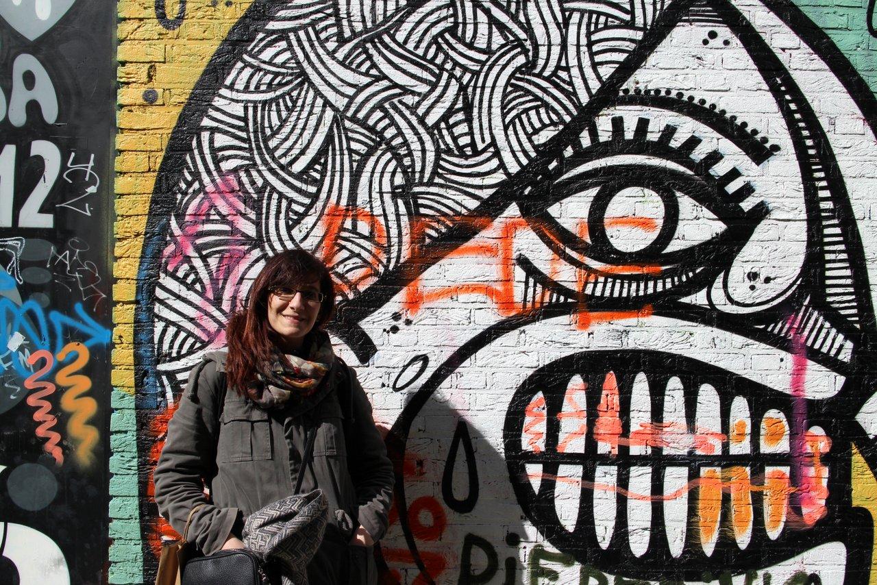 graffiti di anversa e street art: Joachim