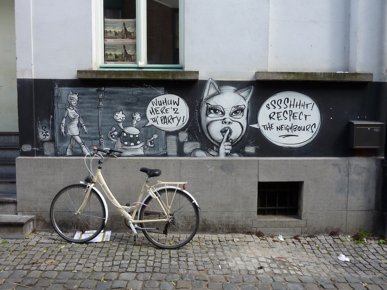 Street art e Graffiti di Gent