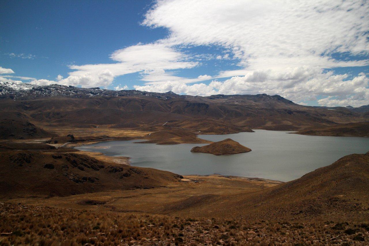 lago titicaca fai da te: verso puno