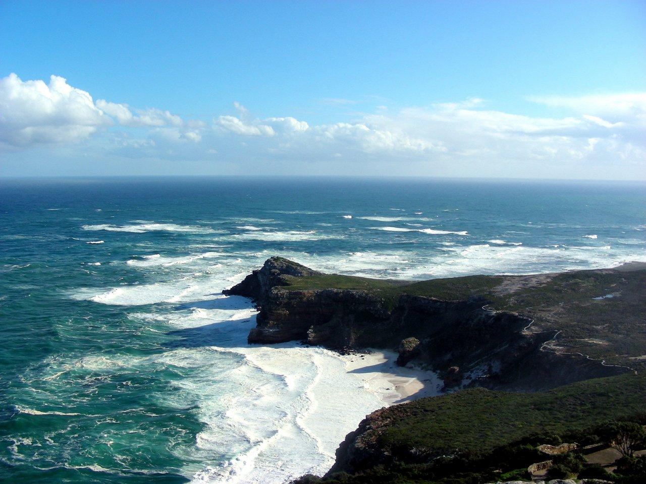 sudafrica itinerario: Il capo di Buona Speranza
