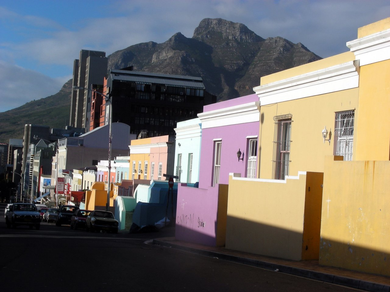 sudafrica itinerario: Cape Town