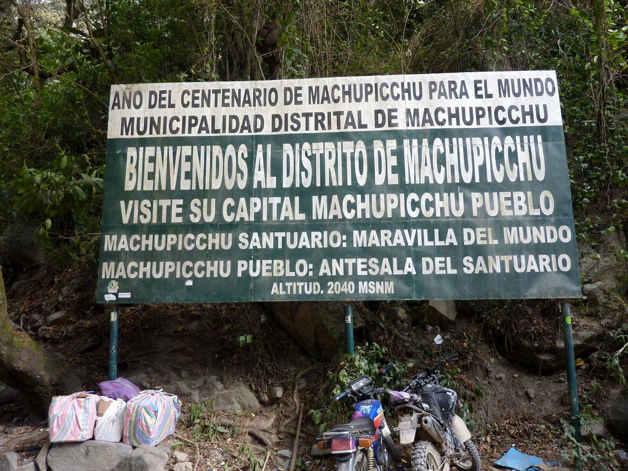 Machu Picchu low cost: L'arrivo a Hidroelectrica