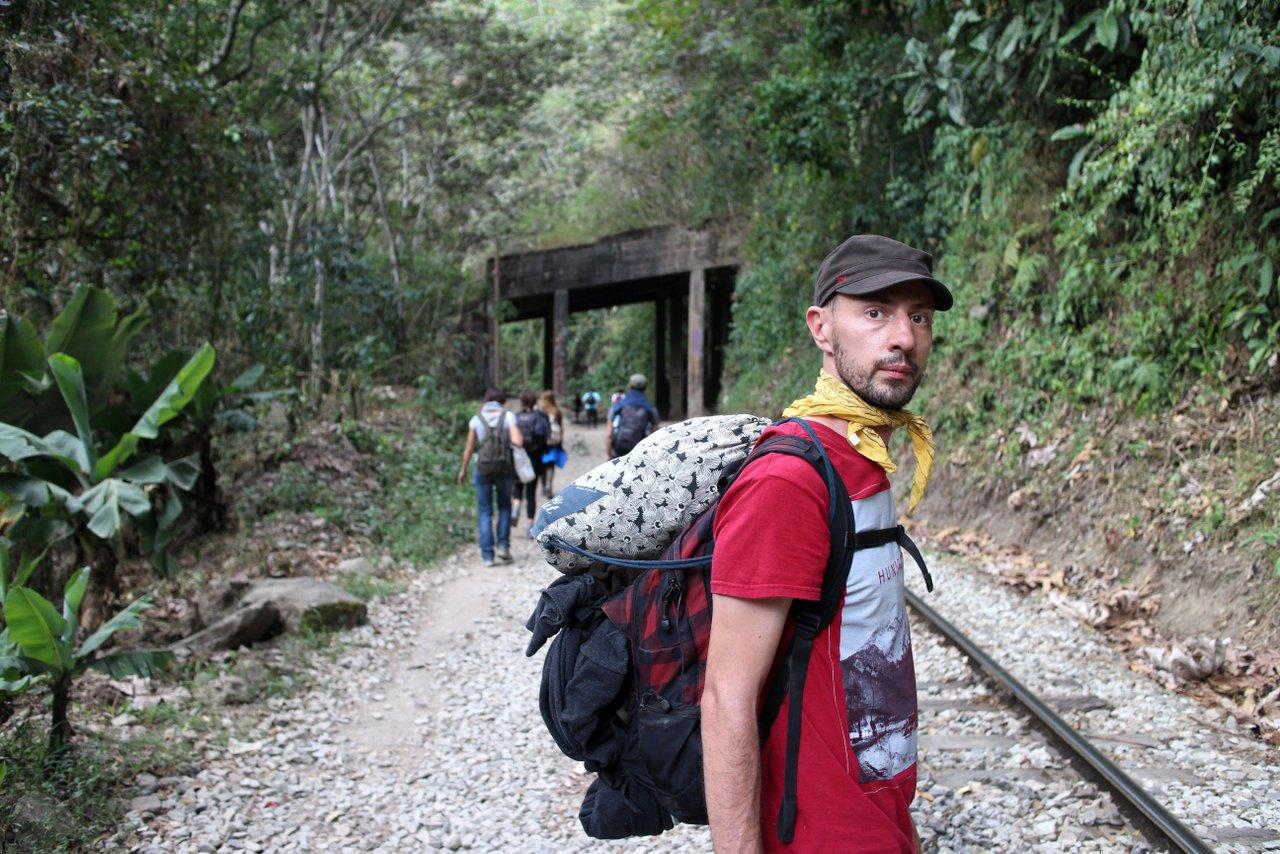 Machu Picchu low cost: La partenza da Hidroelectrica