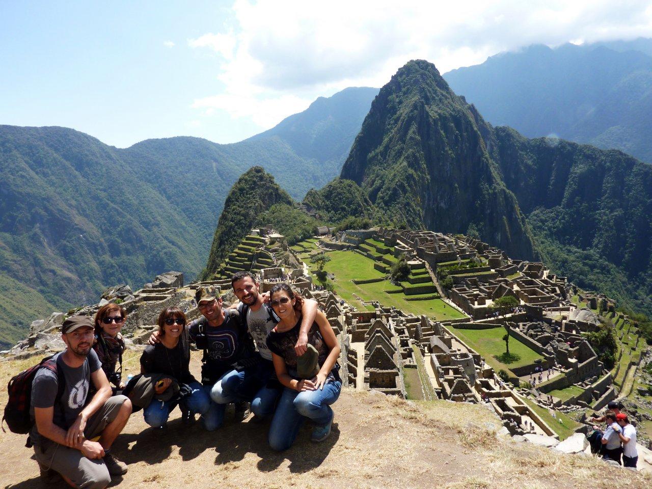 Machu Picchu low cost, ce l'abbiamo fatta!