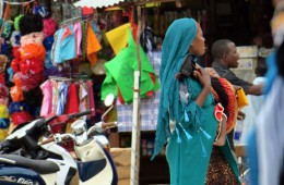 tanzania itinerario fai da te. Mercato di stone town