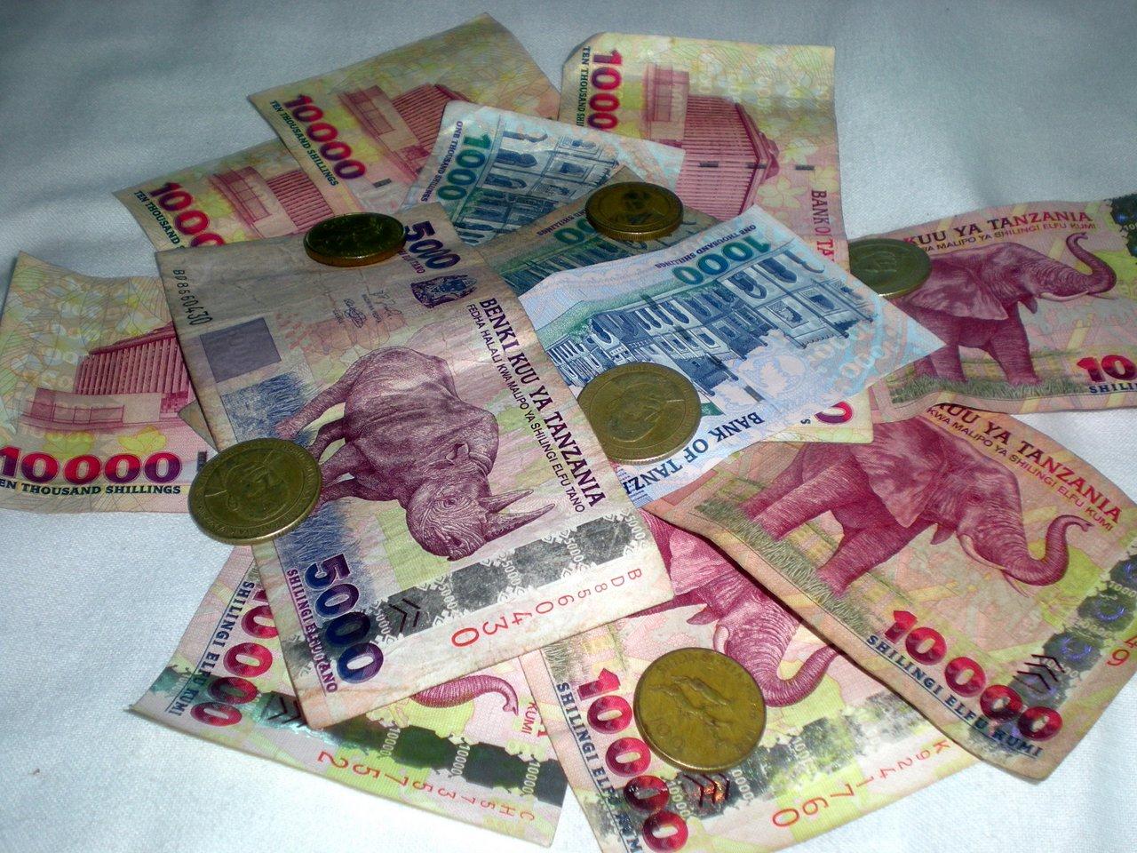 zanzibar fai da te: soldi carte e prelievi