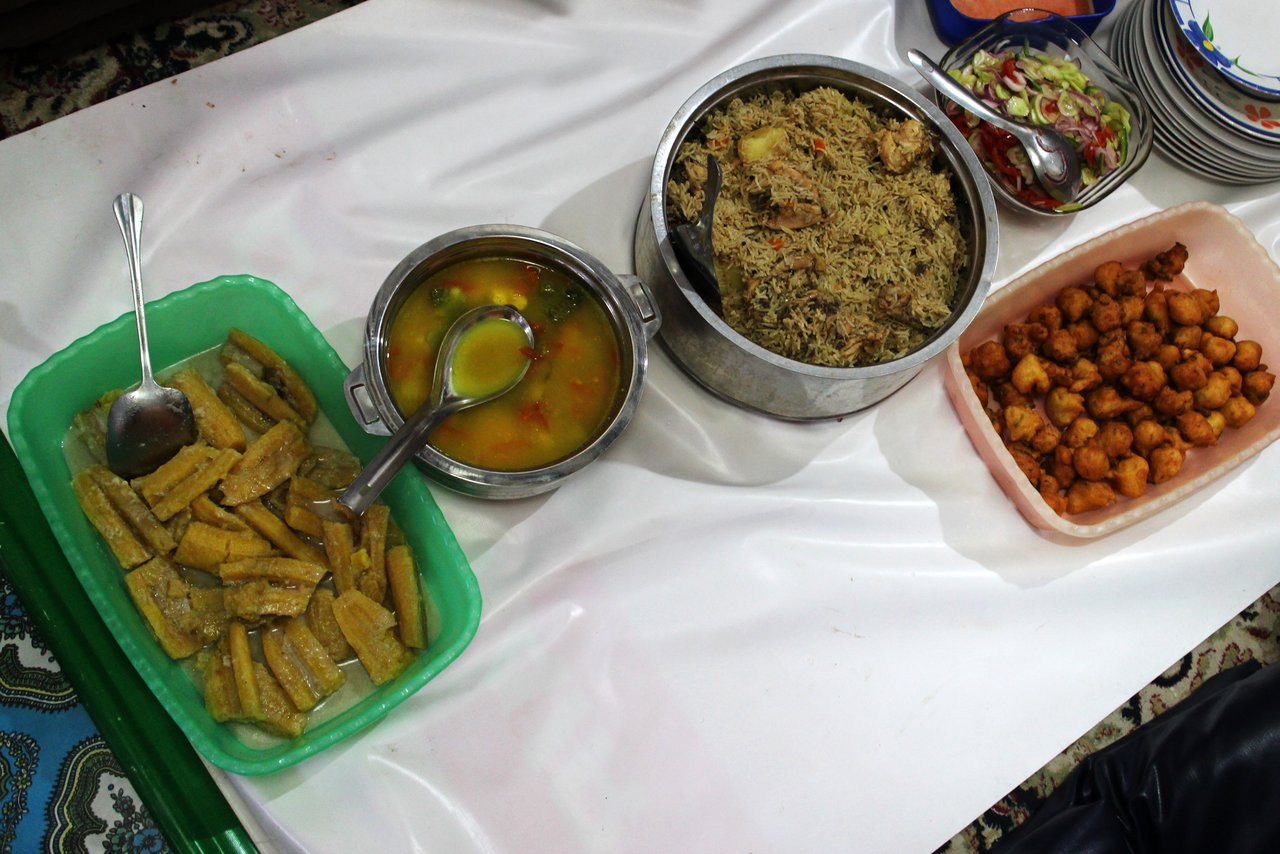 corso di cucina a zanzibar