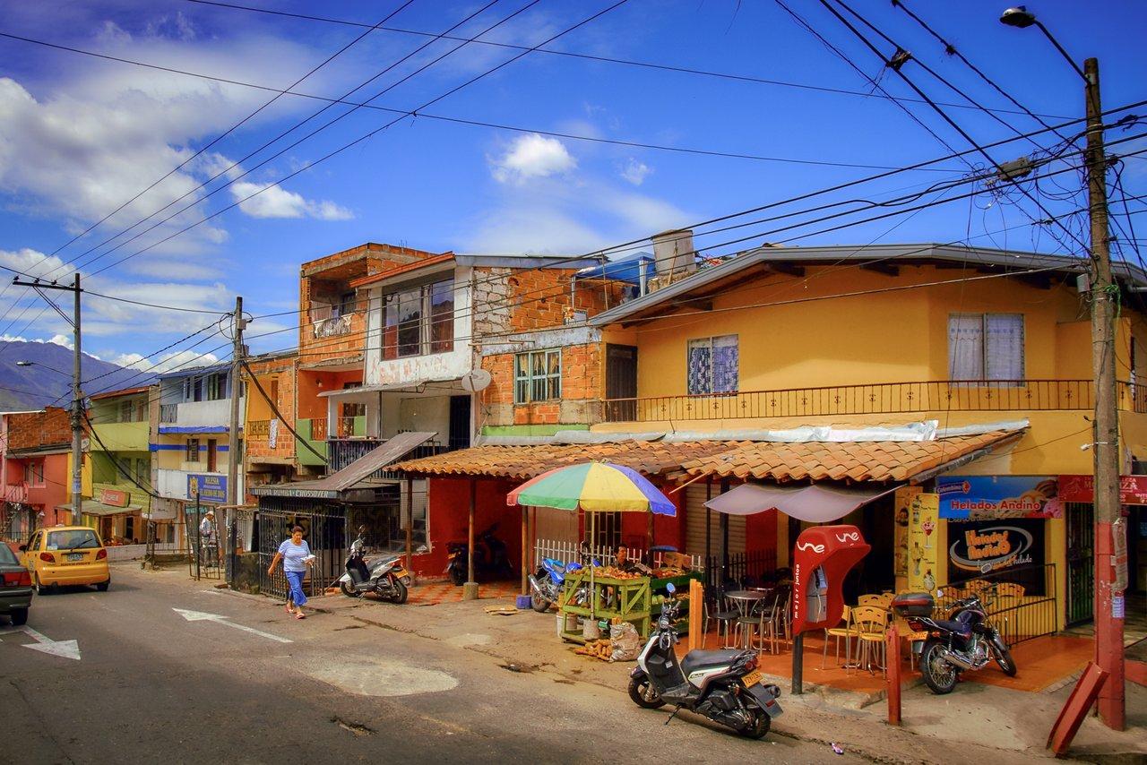 destinazioni di viaggio per il 2017: Colombia