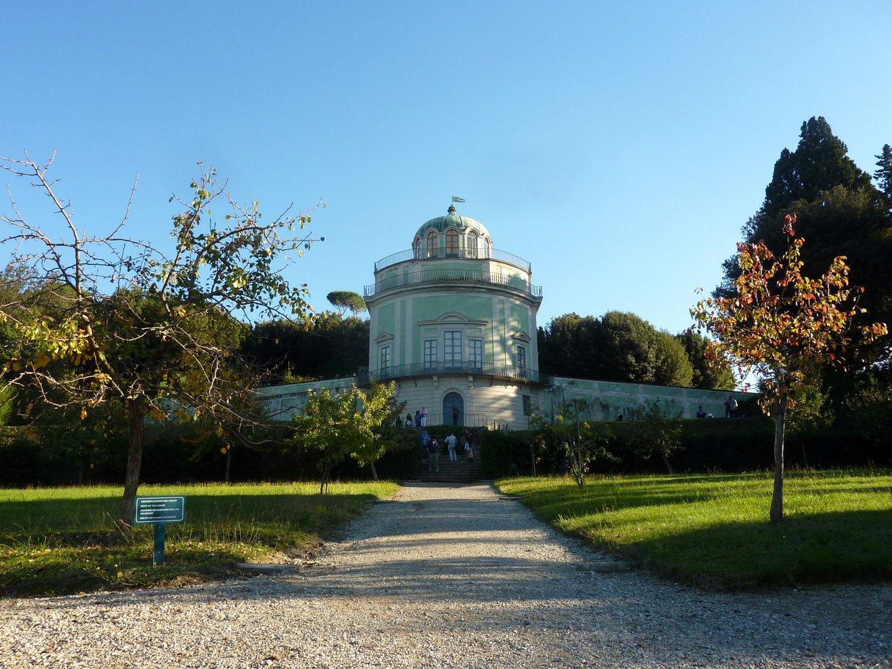 due giorni a firenze: La Kaffeehaus a Boboli