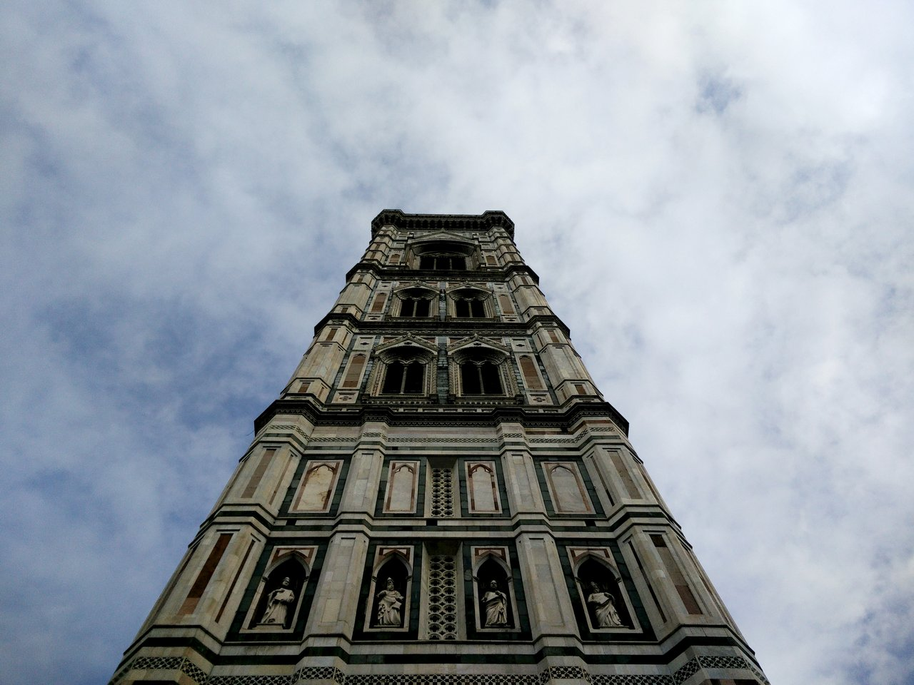 due giorni a firenze: il campanile di Giotto