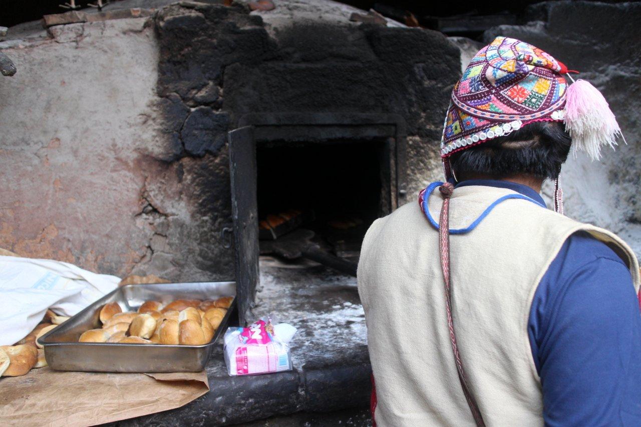 pisac peru empanadas