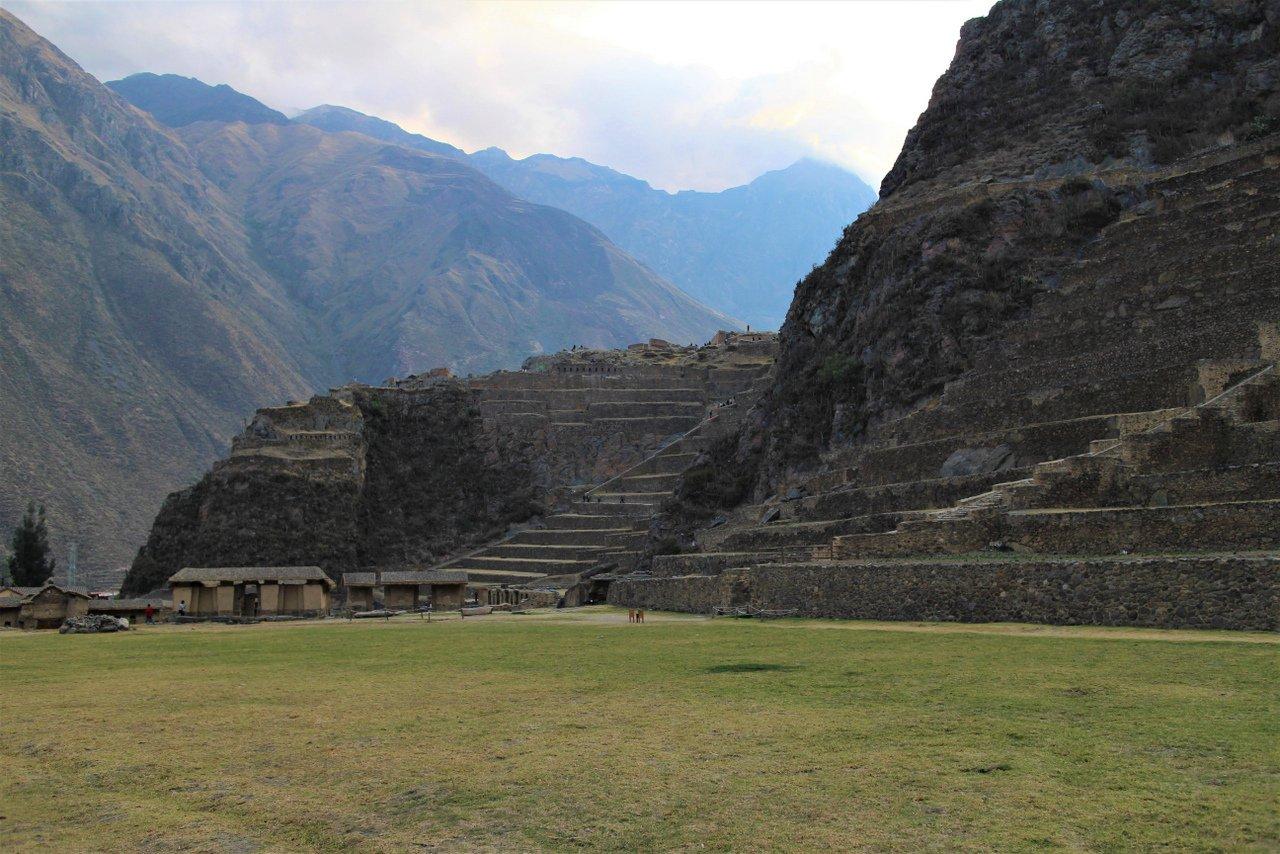 tour della valle sacra: ollantaytambo