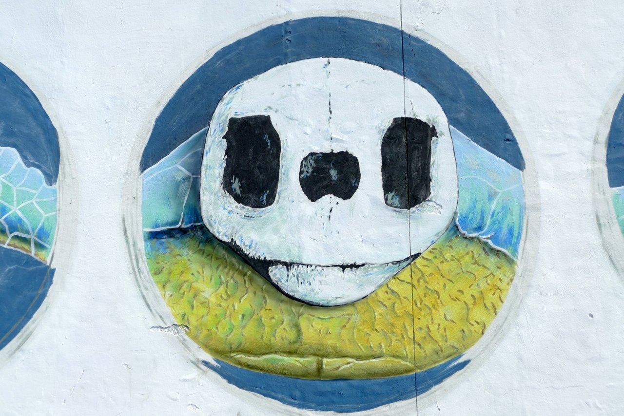 street art civitanova marche: opera di Morden Gore