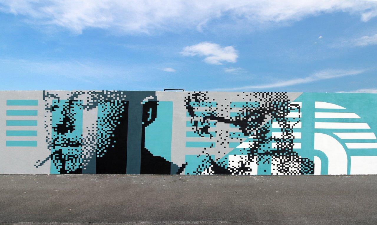 street art civitanova marche: opera di Krayon