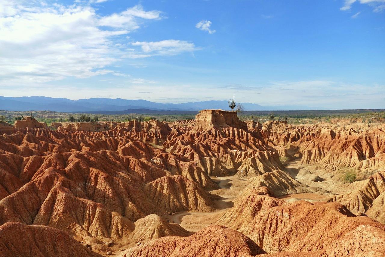 itinerario di tre settimane in colombia: Il deserto de la Tatacoa