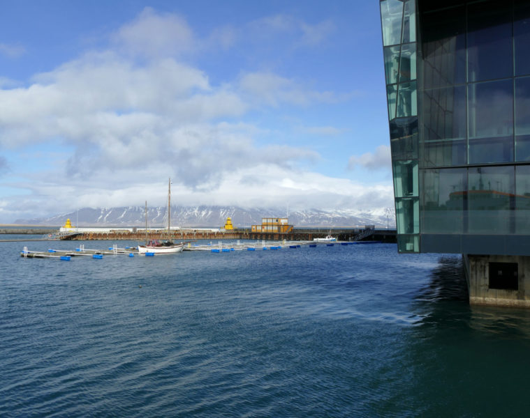 reykjavik in un giorno - harpa concert hall
