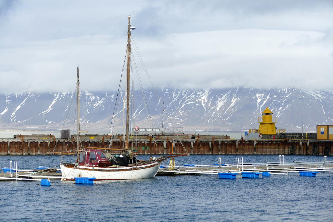 reykjavik in un giorno - il fiordo