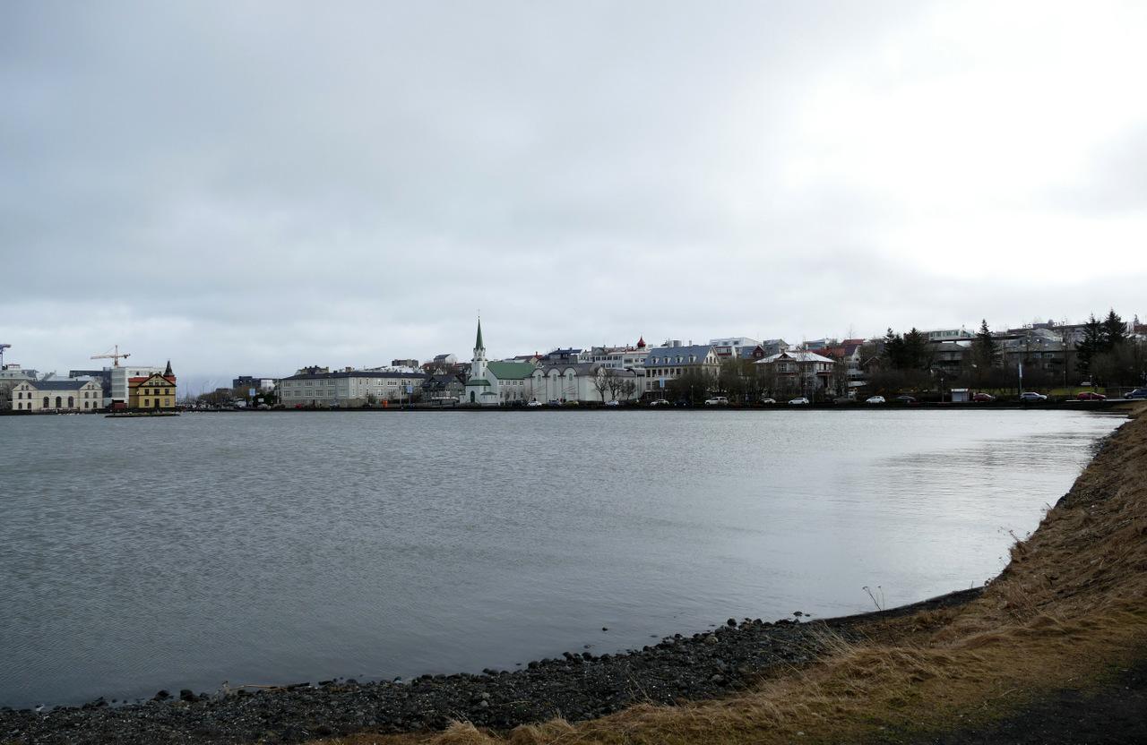 reykjavik in un giorno - il lago