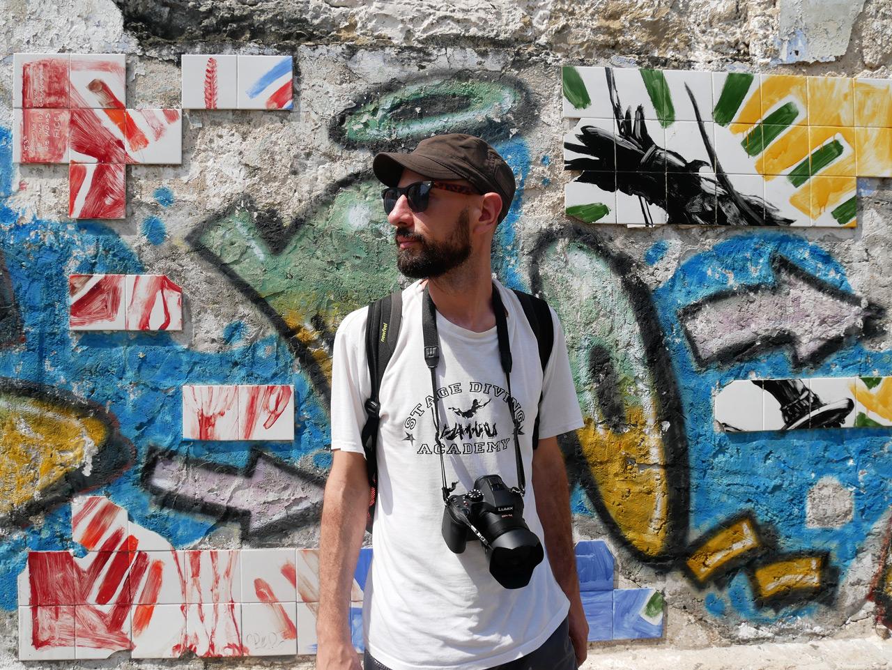 cartagena colombia: marco a getsemani