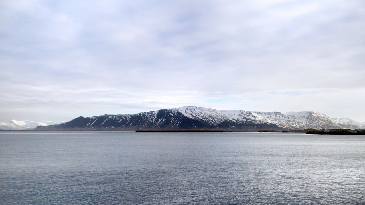 islanda golden circle: il fiordo di reykjavik