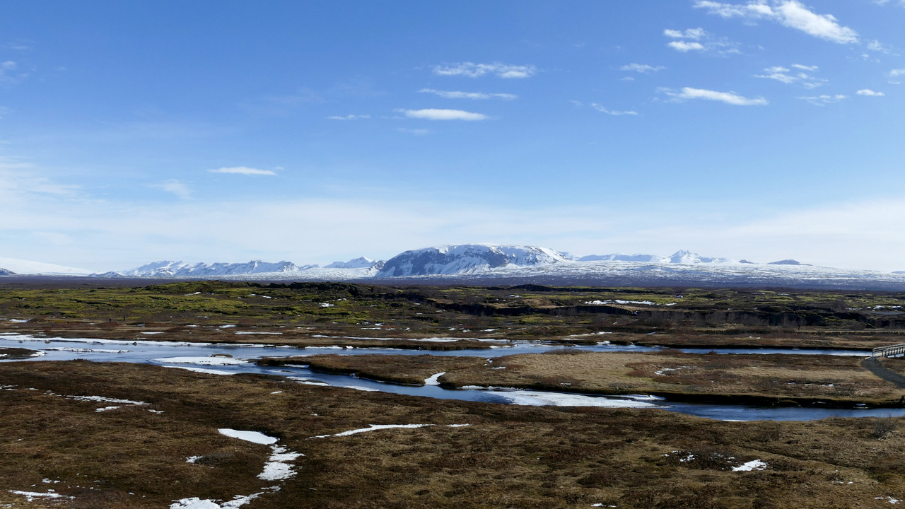 islanda golden circle: Il parco di Þingvellir