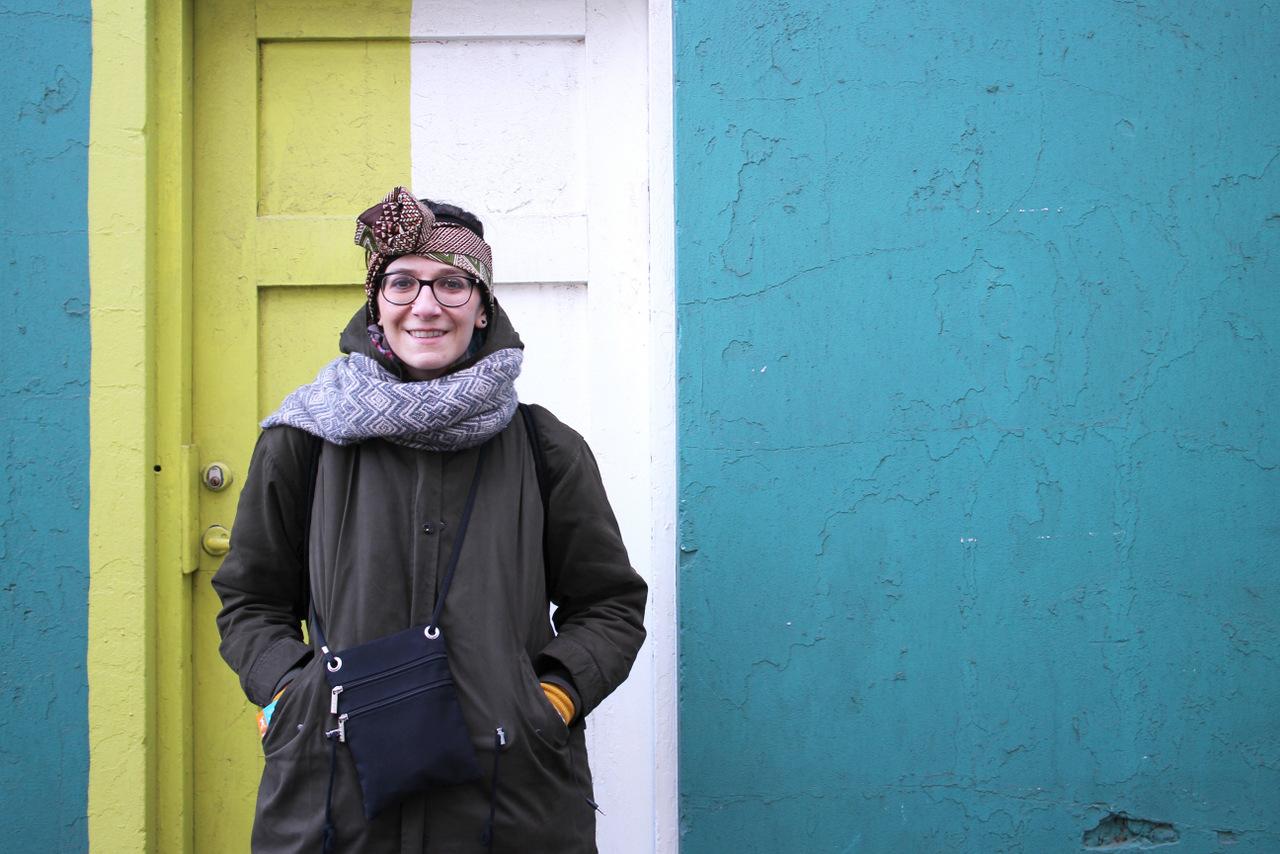 islanda in inverno low cost: l'abbigliamento di paola