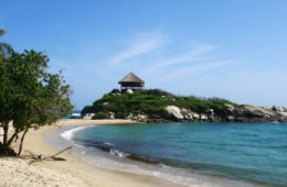 parque tayrona: cabo san juan de guia