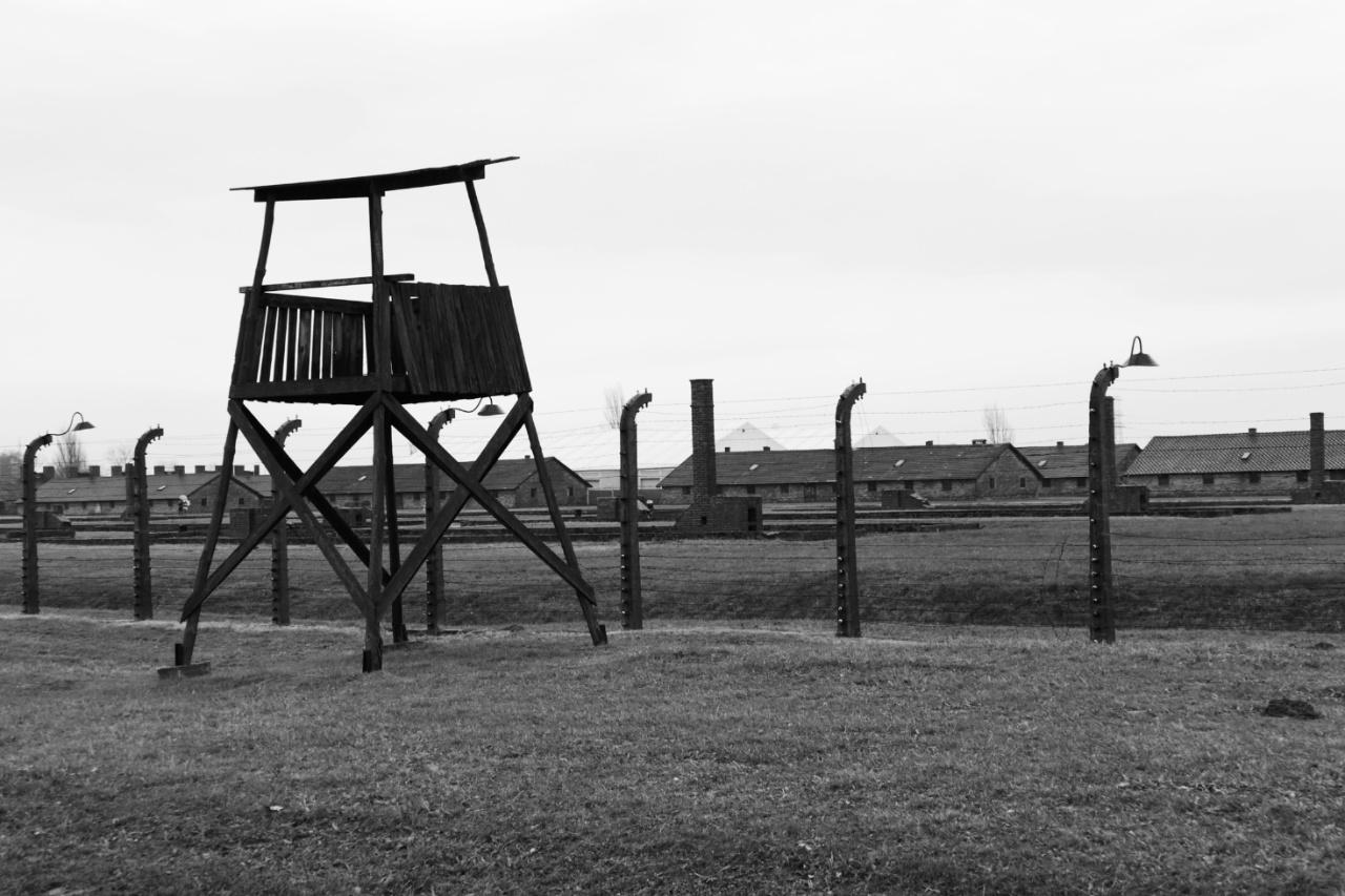 Cracovia: il campo di sterminio di Birkenau