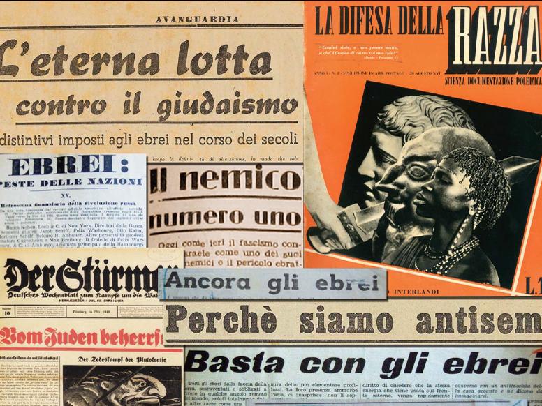 Roma: Fondazione Museo della Shoah