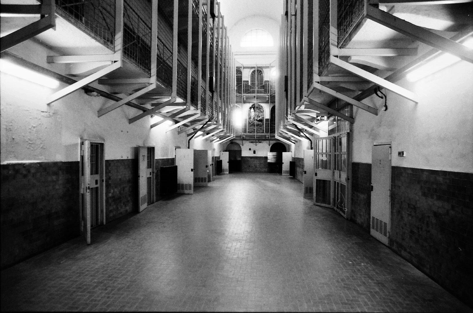 """Torino: museo Carceri """"Le Nuove"""""""