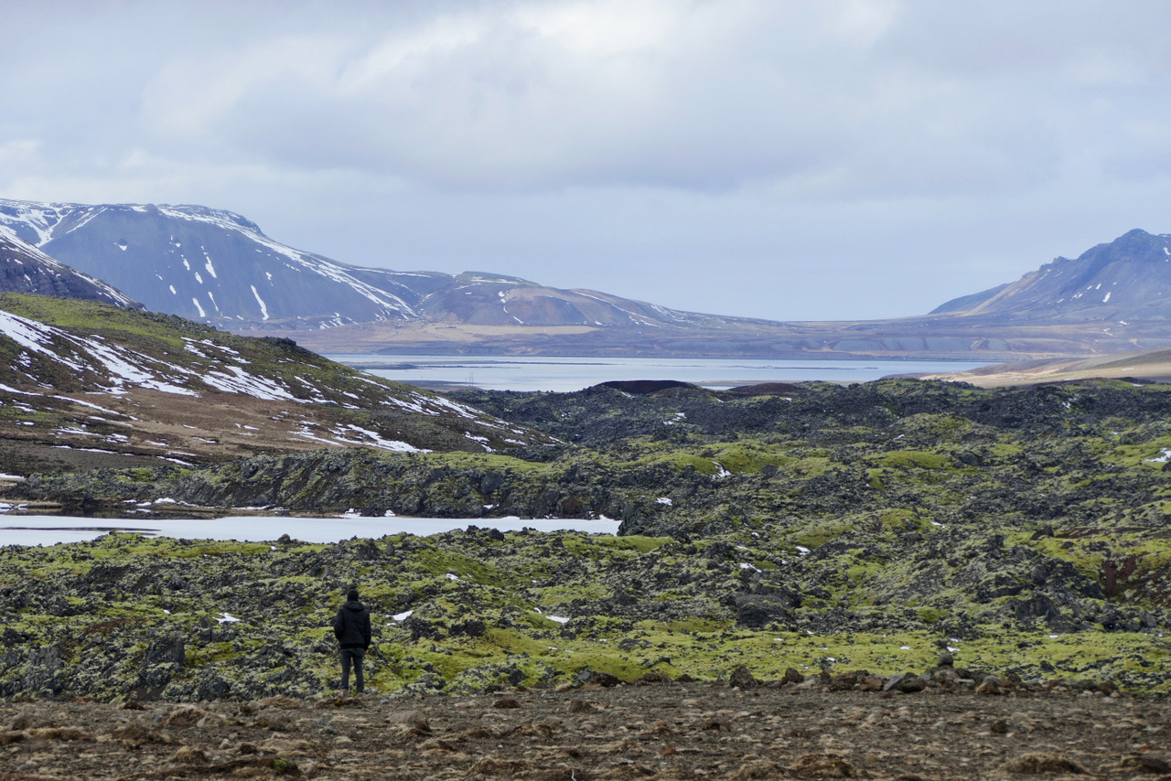 penisola di snaefellsness: ghiacciao