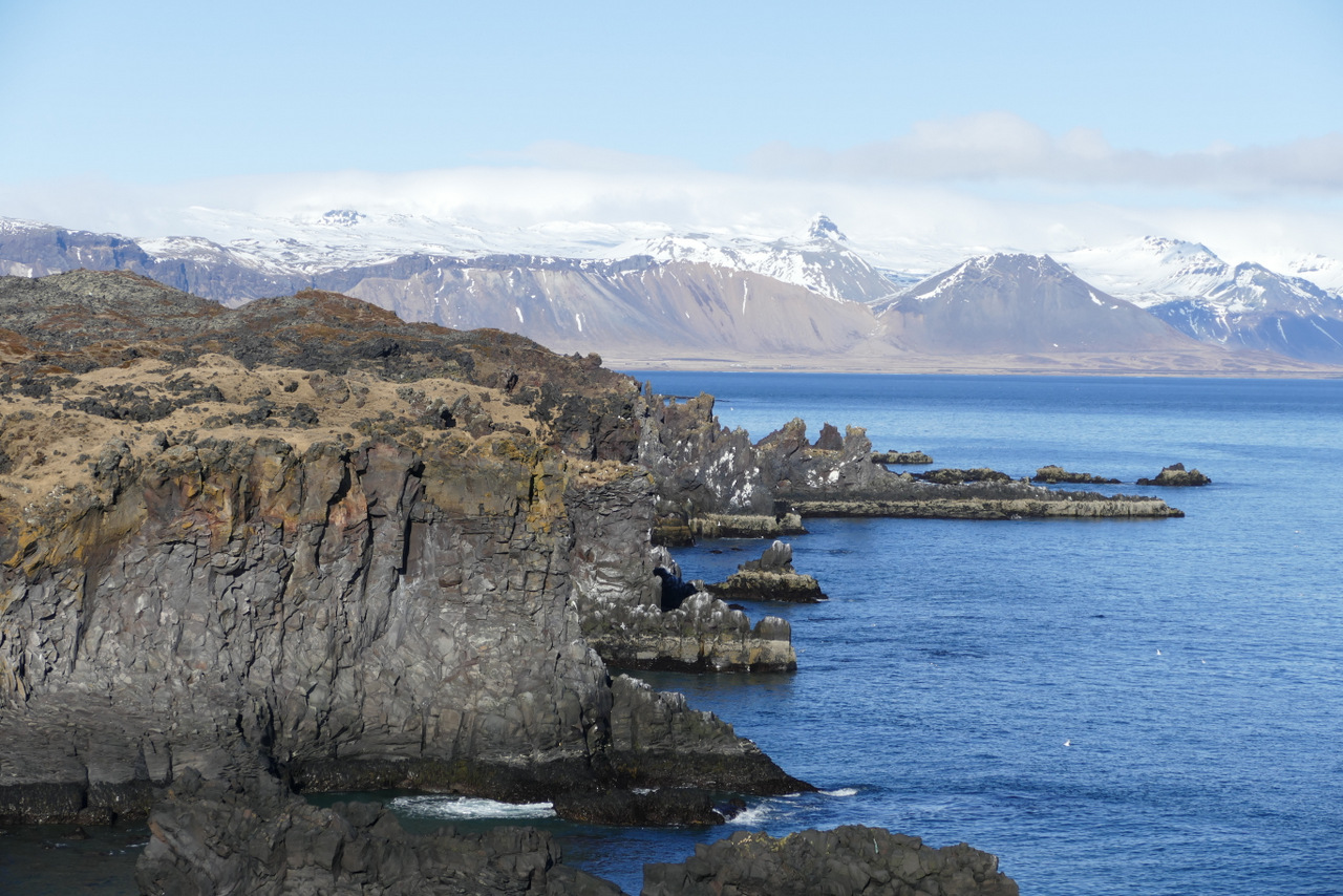 penisola di snaefellsness: